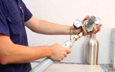 Recarga de Cilindros Sodastream Co2