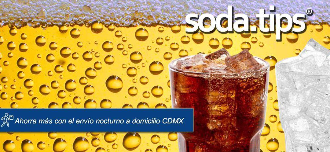 Envío Sodastrem en México
